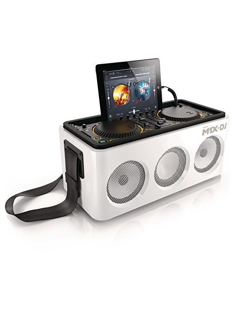 Philips DS8900 M1X-DJ iPad/iPhone Uyumlu Ses Sistemi Renkli